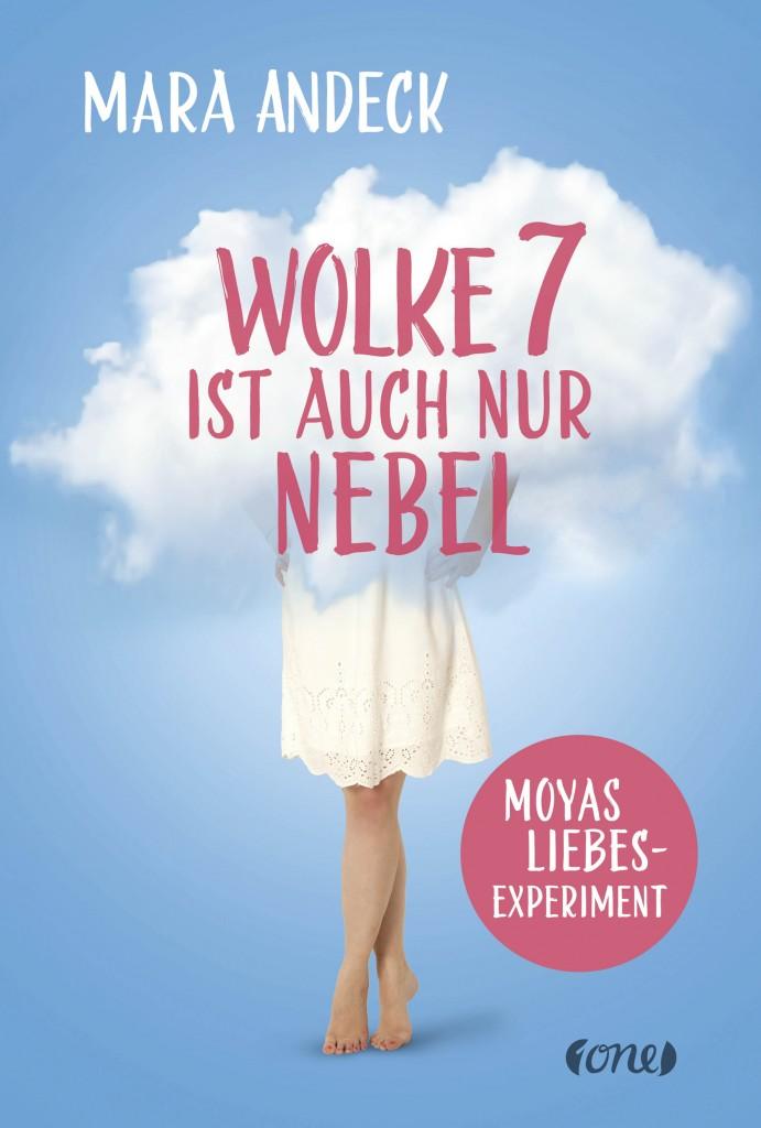 """Cover des Buches """"Wolke 7 ist auch nur Nebel"""""""