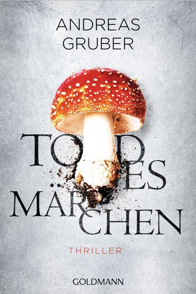 """Cover des Buches """"Todesmärchen"""""""