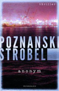 """Cover des Buches """"Anonym"""" von Ursula Poznanski und Arno Strobel"""