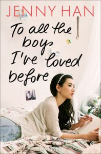 "Cover des Buches ""To all the boys I've loved before"" von Jenny Han"
