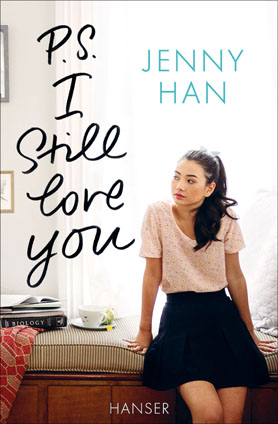 "Cover des Buches ""P.S. I still love you"" von Jenny Han"